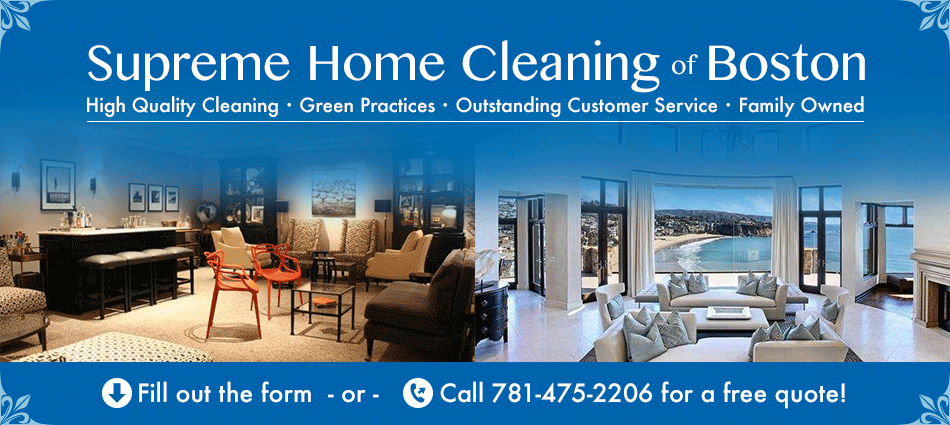 Supreme Home Cleaning Boston Housekeepers