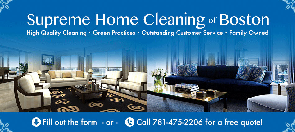Supreme Home Cleaning Boston Homekeepers
