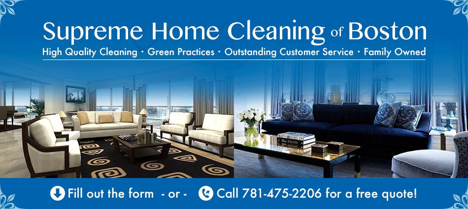 Supreme Home Cleaning Boston Homekeepers