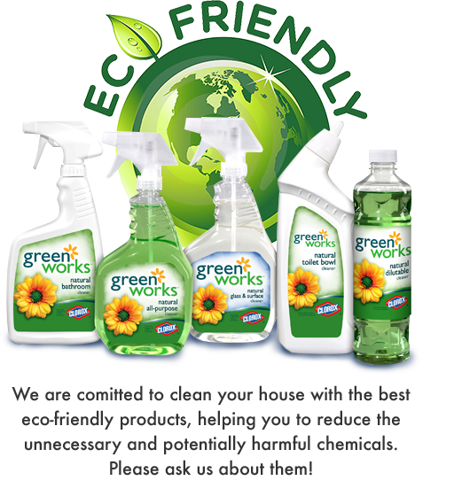 Eco Friendly Cleaning Housekeeping Products Boston